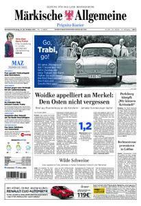 Märkische Allgemeine Prignitz Kurier - 21. Oktober 2017