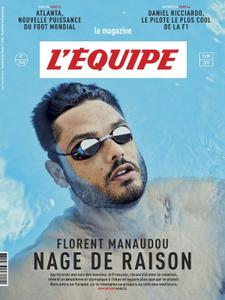 L'Equipe Magazine - 21 Septembre 2019