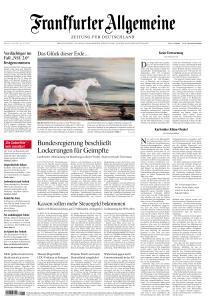 Frankfurter Allgemeine Zeitung - 5 Mai 2021