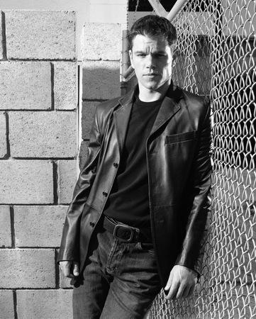 Matt Damon - Set One