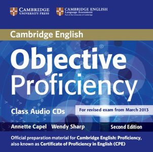 Objective Proficiency Class Audio CDs (2) (Repost)