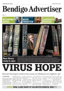 Bendigo Advertiser - July 1, 2020
