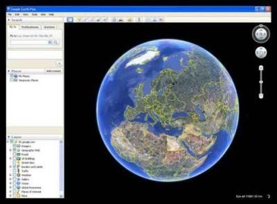 Google Earth Plus v5.0.11733.9347 Final
