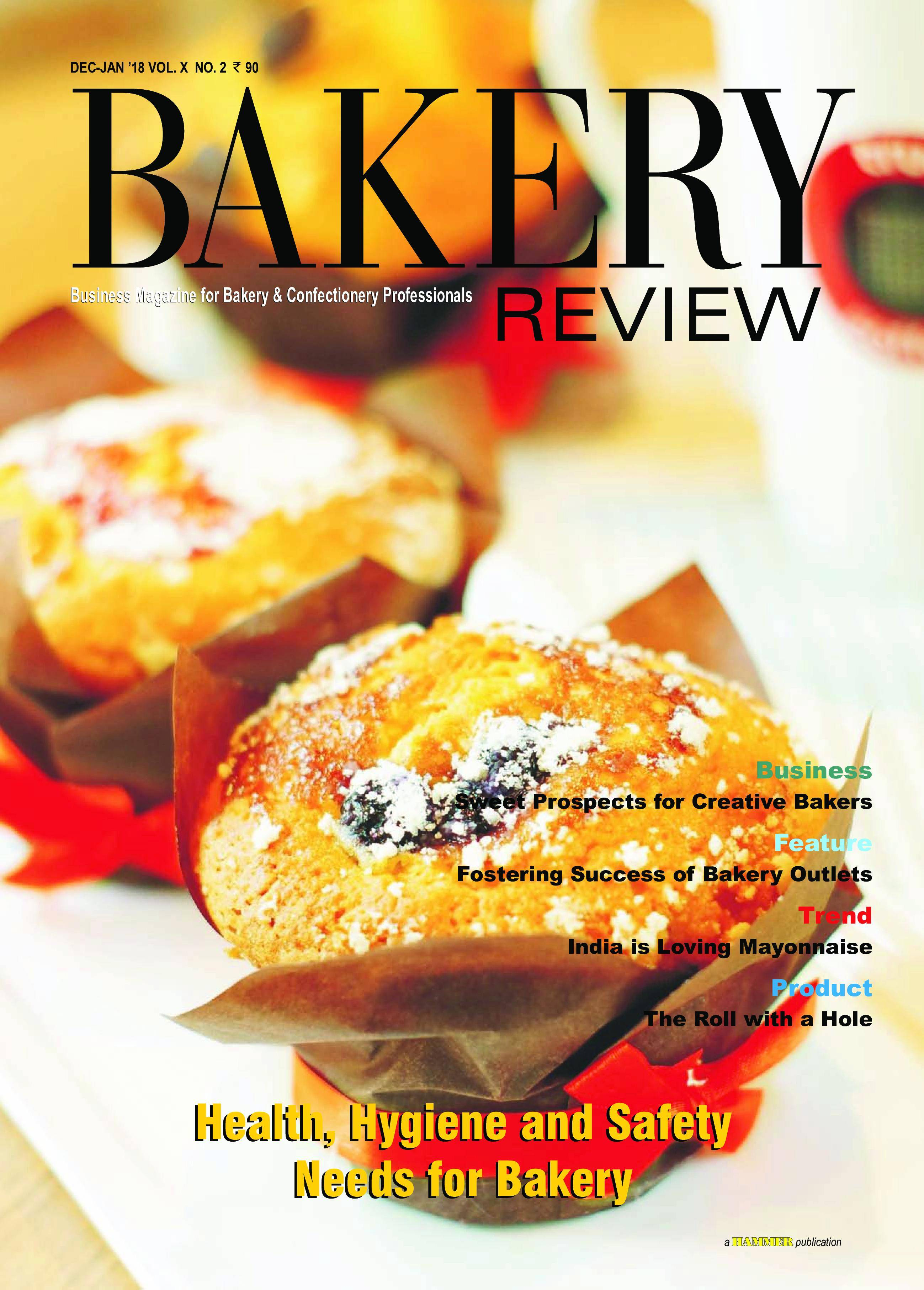 Bakery Review - February/March 2018