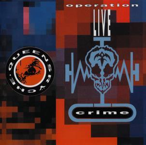 Queensrÿche - Operation: LIVEcrime (1991) [2001, Remastered]