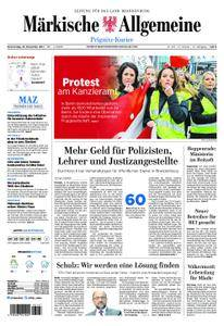 Märkische Allgemeine Prignitz Kurier - 23. November 2017