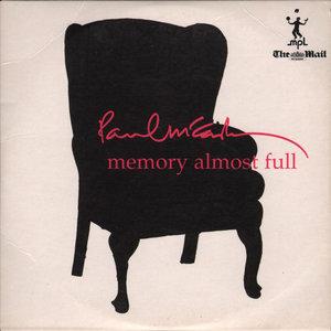 Paul McCartney - Memory Almost Full (2007) Re-up