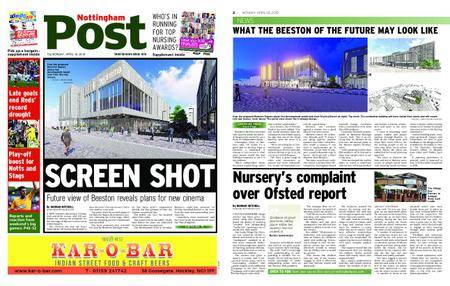 Nottingham Post – April 16, 2018