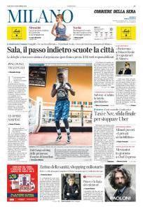 Corriere della Sera Milano - 17 Dicembre 2016