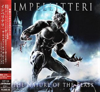 Impellitteri - The Nature Of The Beast (2018) [Japanese Ltd. Ed.] CD+DVD