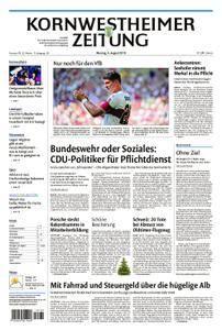 Kornwestheimer Zeitung - 06. August 2018
