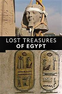 Nat. Geo. - Lost Treasures of Egypt: Series 1 (2019)
