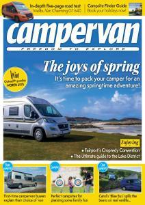 Campervan - April 2021