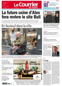 Le Courrier de l'Ouest Angers – 08 mai 2021