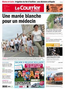 Le Courrier de l'Ouest Angers – 19 juillet 2019