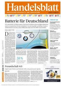 Handelsblatt - 27. Oktober 2015