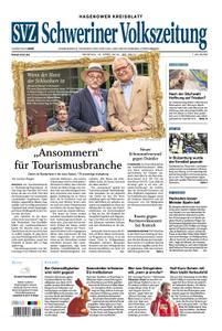 Schweriner Volkszeitung Hagenower Kreisblatt - 15. April 2019