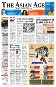 The Asian Age - June 22, 2019