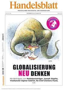 Handelsblatt - 19. August 2016