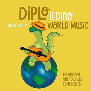 Diplo le Dino découvre la world music (2019)