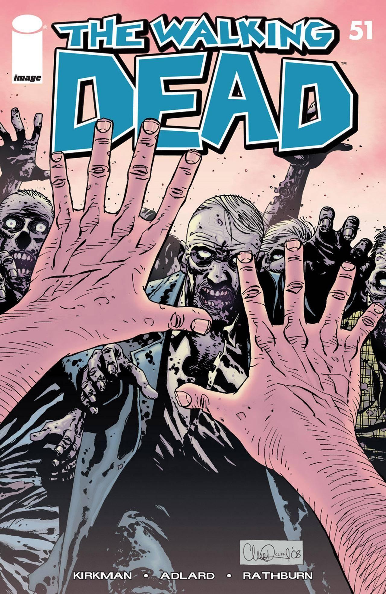 Walking Dead 051 2008 digital