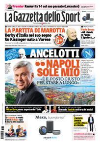 La Gazzetta dello Sport Sicilia – 06 dicembre 2018