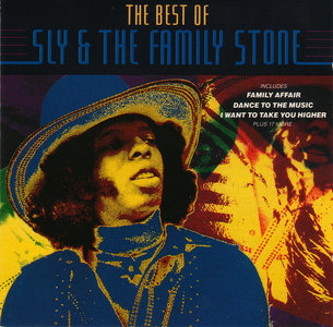 Sly & The Family Stone - The Best Of Sly & The Family Stone (1992) [Re-Up]