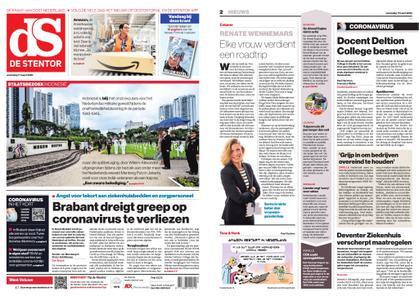 De Stentor - West-Veluwe – 11 maart 2020