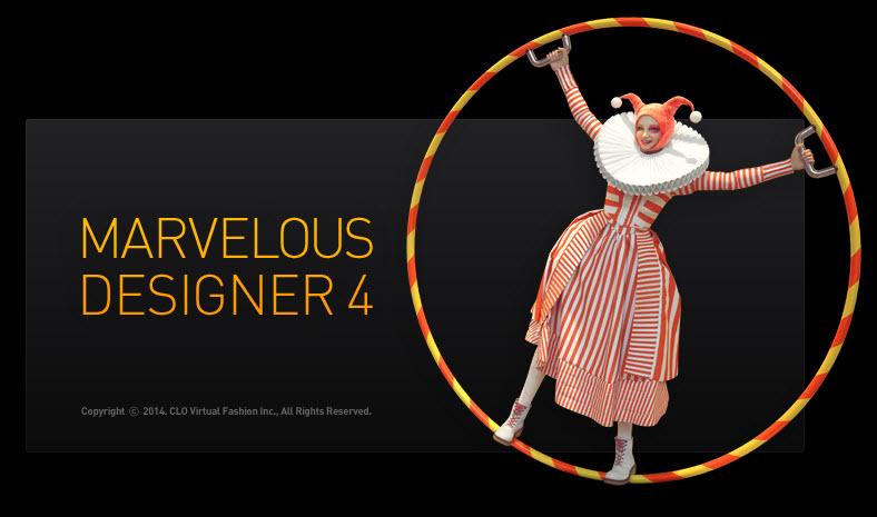Clo Virtual Fashion Marvelous Designer 4 V2 1 110 Personal Avaxhome