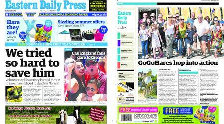 Eastern Daily Press – June 25, 2018