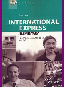 ENGLISH COURSE • International Express • Elementary • Third Edition • Teacher's Resource Book (2014)