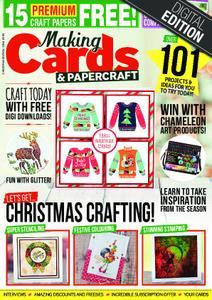 Making Cards & PaperCraft – November 2018