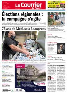 Le Courrier de l'Ouest Cholet – 12 juin 2021