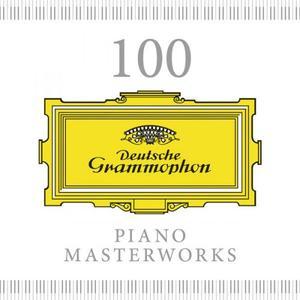 VA - 100 Piano Masterworks (2017)