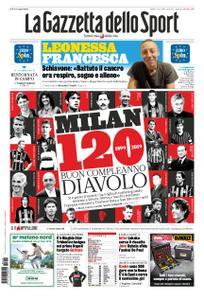 La Gazzetta dello Sport Roma – 14 dicembre 2019