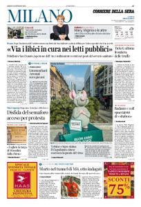 Corriere della Sera Milano – 25 gennaio 2020