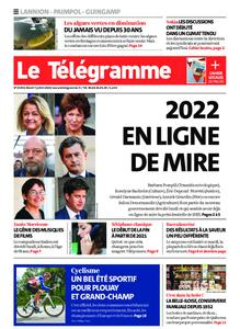 Le Télégramme Guingamp – 07 juillet 2020