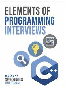 Elements of Programming Interviews: The Insider's Guide, 2nd Edition [repost]