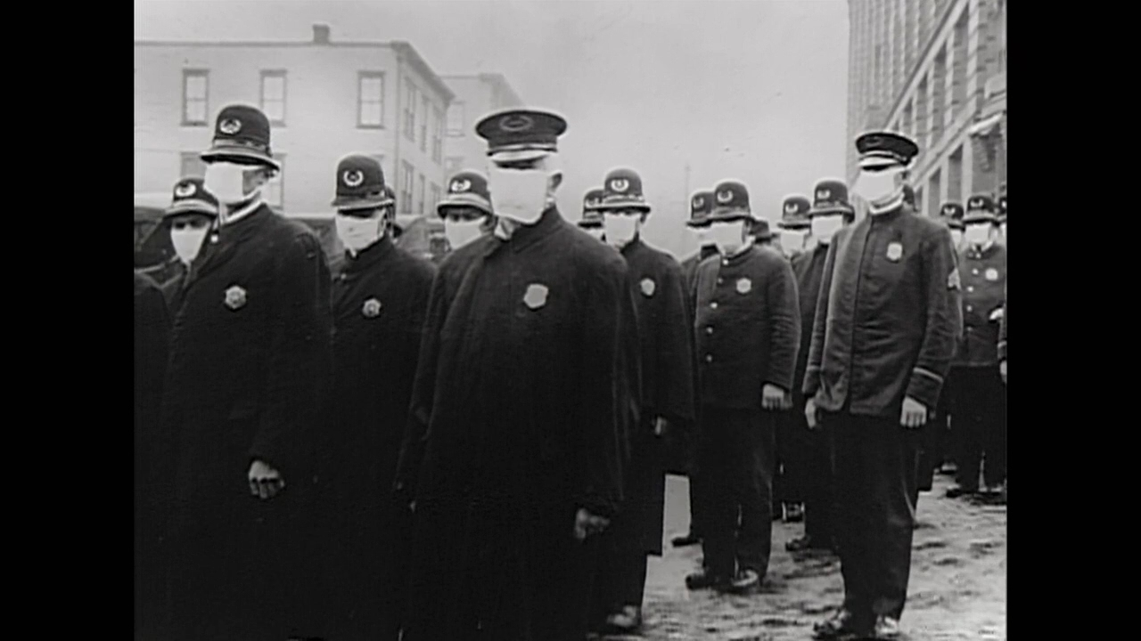 PBS - American Experience: Influenza 1918 (2018)