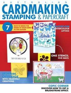 Australian Cardmaking, Stamping & Papercraft - September 2016