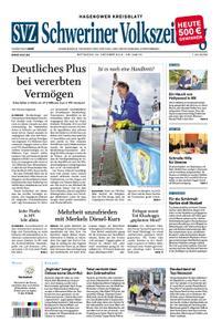 Schweriner Volkszeitung Hagenower Kreisblatt - 24. Oktober 2018