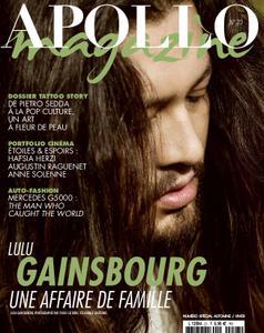 Apollo Magazine - décembre 2018