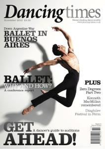 Dancing Times - November 2012