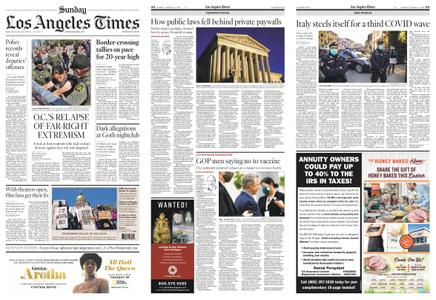 Los Angeles Times – March 21, 2021