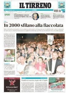 Il Tirreno Livorno - 10 Settembre 2018