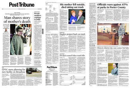 Post-Tribune – January 08, 2018