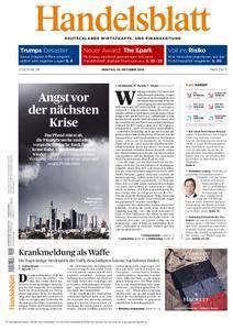 Handelsblatt - 10. Oktober 2016