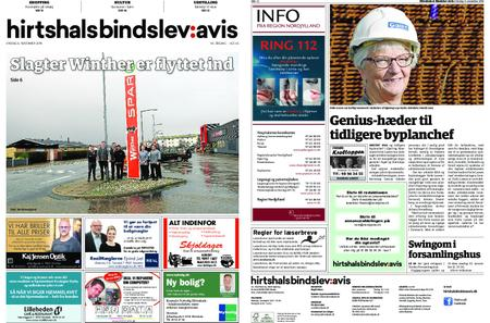 Hirtshals Bindslev Avis – 06. november 2019