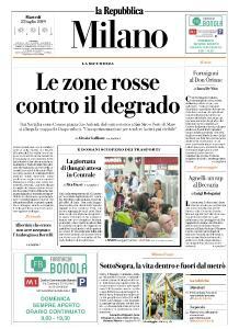 la Repubblica Milano - 23 Luglio 2019