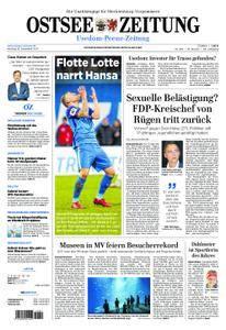Ostsee Zeitung Wolgast - 18. Dezember 2017
